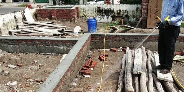 Pre Construction Termite Control