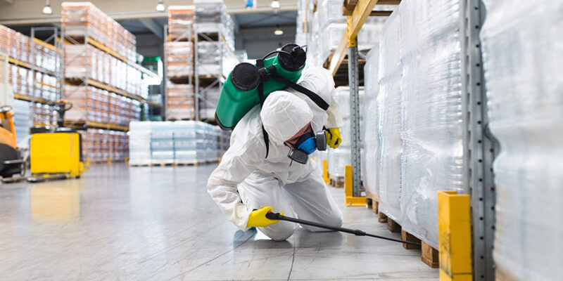 Pest control for Pharma Industry